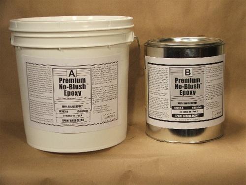 how to use marine epoxy