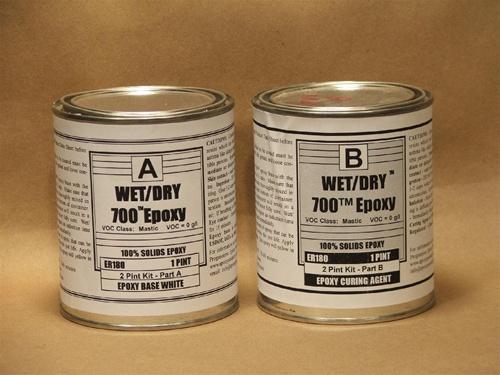 Wet Dry 700 Epoxy Putty