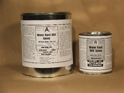 Water Gard 300™ epoxy paint (3 quart unit)