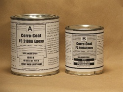 Corro Coat FC2100 A™ epoxy paint (1.5 quart unit)
