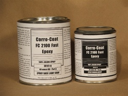 Corro Coat FC2100F™ FAST epoxy paint (1.5 quart unit)