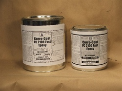 Corro Coat FC2100F™ FAST epoxy paint (1.5 gal unit)
