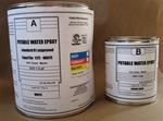 LiquaTile 1172 potable water epoxy (3 quart unit)