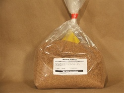 Ground Walnut Grit - medium (3 quart)