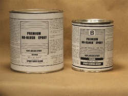 Premium No Blush™ marine epoxy (80 oz unit)