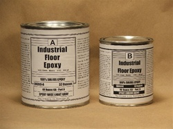 Industrial Floor Epoxy™ floor epoxy (1.5 quart unit)