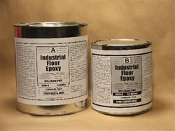 Industrial Floor Epoxy™ floor epoxy (1.5 gal unit)